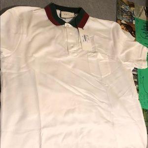 Gucci shirt never worn XXXL